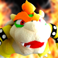 Bowser - He started out as friends with Mario and Luigi, but their friendship will soon crash.