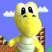 "Koopa - Koopa the Quick or ""Koopa"" is known as the fastest koopa. Mario originally beat him until he cheated to beat Mario again. He has a very big ego and likes to brag."