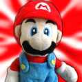 Mario - He's the protagonist and while he may not be the nicest, he's not always the smartest.