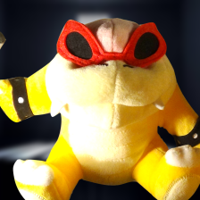 Roy - We've got a little troublemaker in the house! Roy Koopa escaped from jail to go work with Bowser and now he has enough power to make Mario and Luigi extinct! Or does he?