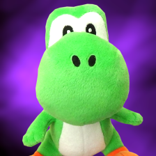 Yoshi - Yoshi was originally a crazed Mario fan and a professional player at Guitar Hero, but eventually became a therapist.