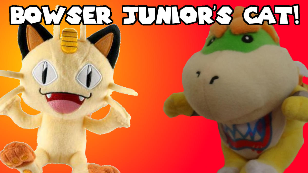 Bowser Junior's Cat
